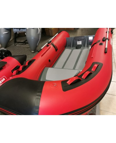 ALD Series Double-Deck Aluminum RIB Boats
